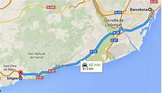 how to get from barcelona to sitges hotel calipolis
