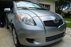buy used 2007 toyota yaris base hatchback 2 door 1 5l