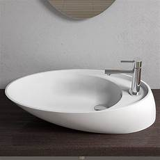 vasque design vasque design en solid surface vasque design blanc mat