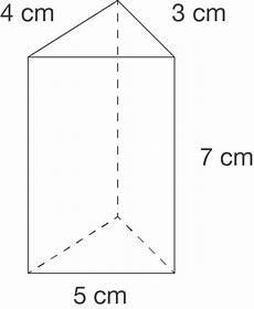 oberfl 228 che und volumen prismen mathe digitales