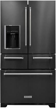 Kitchenaid Refrigerator by Kitchenaid Krmf706ebs Refrigerator Review Reviewed