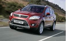 2009 ford kuga widescreen car wallpapers 08 of 28