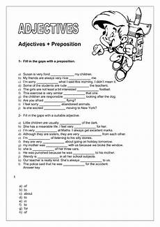 worksheets intermediate 18903 exercises on prepositions with answers more exercises on prepositions with answers learn