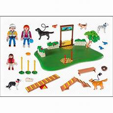 Playmobil Ausmalbilder Hunde Playmobil 6145 Superset Hundeschule