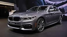 2017 Bmw 5 Series Look 2017 Detroit Auto Show