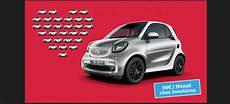 smart leasing 99 ohne anzahlung smart fortwo leasingangebot f 252 r smart fortwo leasen ab