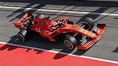 F1 2019 Testing Sound Sf90 2019 Car