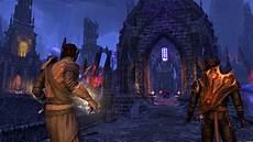 console elder scrolls teso summerset hit consoles gamersyde