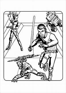 ausmalbilder wars rebels zum ausdrucken kostenlos