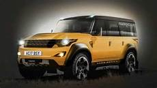 Land Rover The Land Rover Defender Replacement What Do We