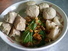 Bakso One Of The Most Popular Indonesia Foodseasy Food Recipe