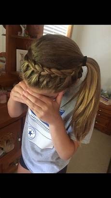 cute hairstyles for sports volleyball hair hair care styles hair styles volleyball hairstyles hair