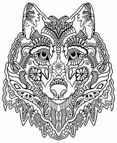 Ausmalbilder Ausdrucken Erwachsene Ausmalbilder Erwachsene Wolf 699 Malvorlage Erwachsene
