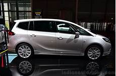 2015 Opel Zafira Tourer 2 0 Litre Cdti Side At The 2014