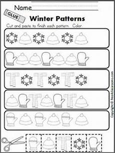 cut and paste patterns worksheets for kindergarten 309 free penguin number matching activity for the numbers 1 5 ideas
