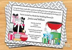 His And Hers Wedding Shower Invitations his and hers wedding shower invitation by
