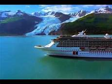 alaska cruise ship vacation carnival cruise line youtube