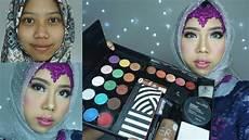 Tutorial Makeup Wisuda Awet Menggunakan Produk Lokal Untuk