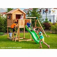 Aire De Jeux Pour Enfants En Bois S 233 Ch 233 Lasur 233 Myhouse