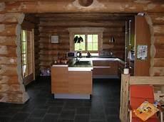 maisons maison bois rond