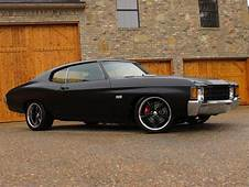 1970 Chevelle  72 Pro Touring Builds Big