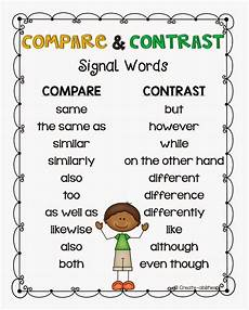 free game printable compare and contrast by create