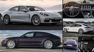 Porsche Panamera 4 E Hybrid 2017  Pictures Information