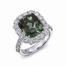 alexandrite halo engagement ring love coast