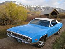 All American Classic Cars 1972 Plymouth Satellite Sebring