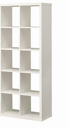 ikea kallax expedit cube unit white config 5 x 2