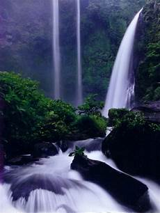 Wiasata Air Terjun Di Indonesia Gambar Air Terjun