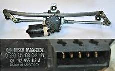 scheibenwischermotor golf 4 vw golf mk4 wiper motor and mechanism early 5 pin square