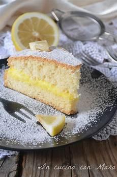 pan di spagna con crema al limone fatto in casa da benedetta pan di spagna con crema pasticcera al limone leggera senza uova pan di spagna crema