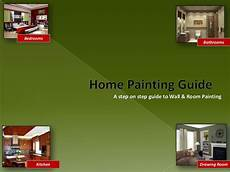 home painting guide interior exterior wall painting