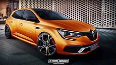2017 renault megane rs rendered is the future hybrid