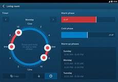heizkörperthermostat per app steuern geld sparen mit einer smart home heizung smart and home