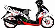 Mio J Modif Stiker by One Devs Cara Membuat Lu Depan Utama Motor Mati Pada