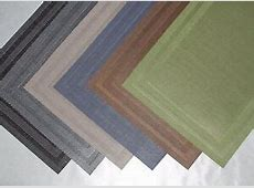 Table Placemats many colors and designs dining Fast