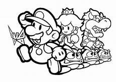 Mario Malvorlagen Zum Ausdrucken Ausmalbilder Kostenlos Mario 5 Ausmalbilder Kostenlos