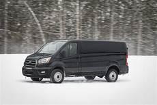 2020 ford transit arrives packing a ranger raptor diesel