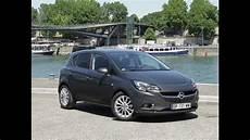 Essai Opel Corsa 1 4 L 100 Ch Bva Cosmo