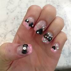 full set 3d nail art nails my life style