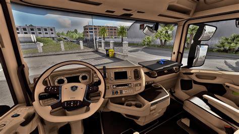 Scania Next Gen Interior