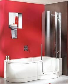 Badewanne Und Dusche Kombiniert - badewanne mit dusche shower bath by duravit design eoos