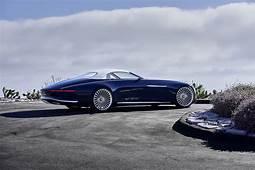 De Vision Mercedes Maybach 6 Cabriolet Is Officieel