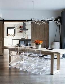 table et chaise transparente pourquoi choisir la chaise design transparente