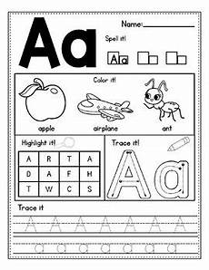 initial letter worksheets 23150 alphabet worksheets a z beginning sounds activities tpt