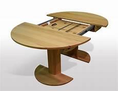 runder tisch ausziehbar pin von tischmoebel de auf runder esstisch kernbuche