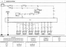 2001 kia sportage radio wiring diagram