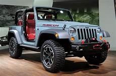 2013 Jeep Wrangler Rubicon 10th Anniversary Edition Is A